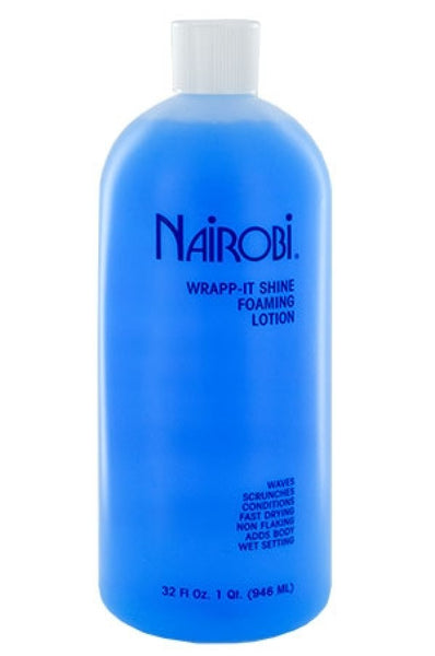 Nairobi Wrap It Shine Foaming Lotion