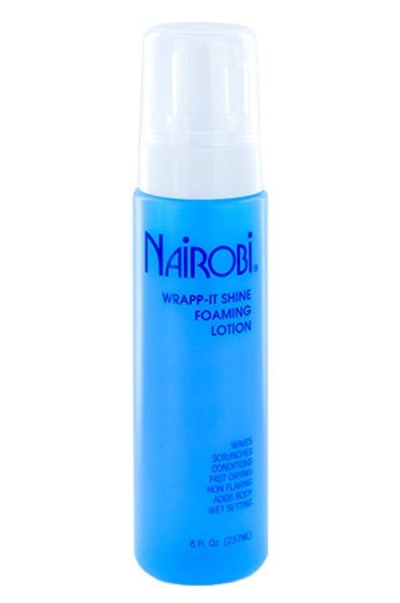 [Nairobi Wrap It Shine Foaming Lotion