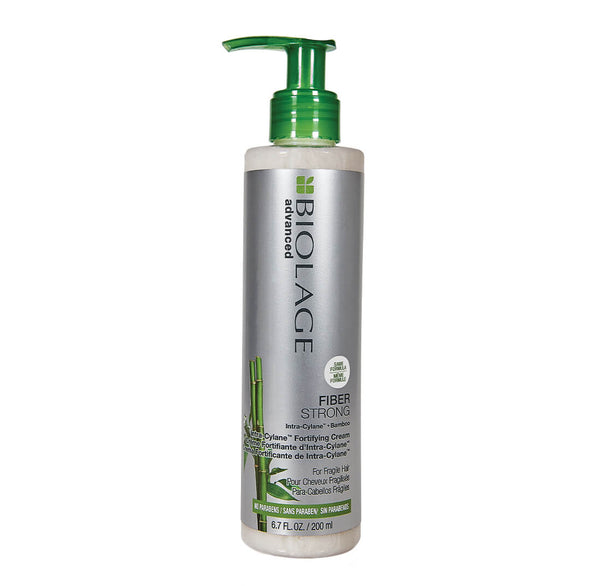 Biolage Fiberstrong Intra-Cylane Fortifying Leave-In Cream for Fragile Hair