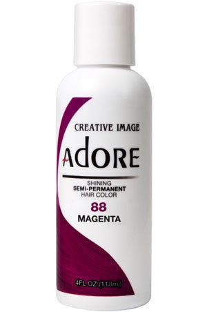 Adore Semi Permanent Hair Color (4 oz)- #88 Magenta
