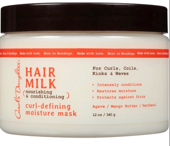 Carols Daughter Hair Milk Curl-Defining Moisture Mask