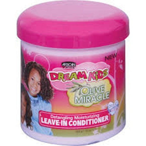 Olive Miracle Moisturizing Leave-In Conditioner