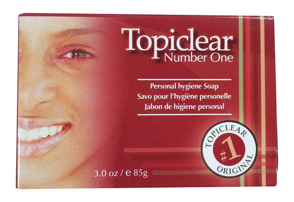 TOPICLEAR SOAP