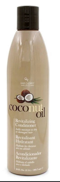 Hair Chemist Coconut Oil Revitalizing Conditioner 10 oz
