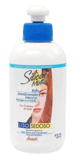 Silicon Mix Intensive Leave-in Hair Shine and Conditioner - 8 Ounce