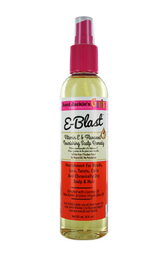 E-Blast – Vitamin E & Flaxseed Nourishing Scalp Therapy