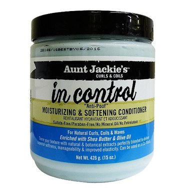 Aunt Jackie`s In Control – Moisturizing & Softening Conditioner