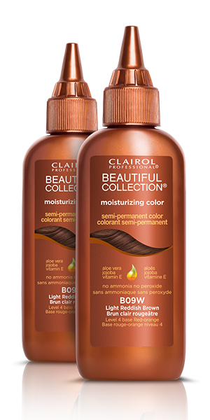 CLAIROL PROFESSIONAL BEAUTIFUL COLLECTION SEMI-PERMANENT COLOR