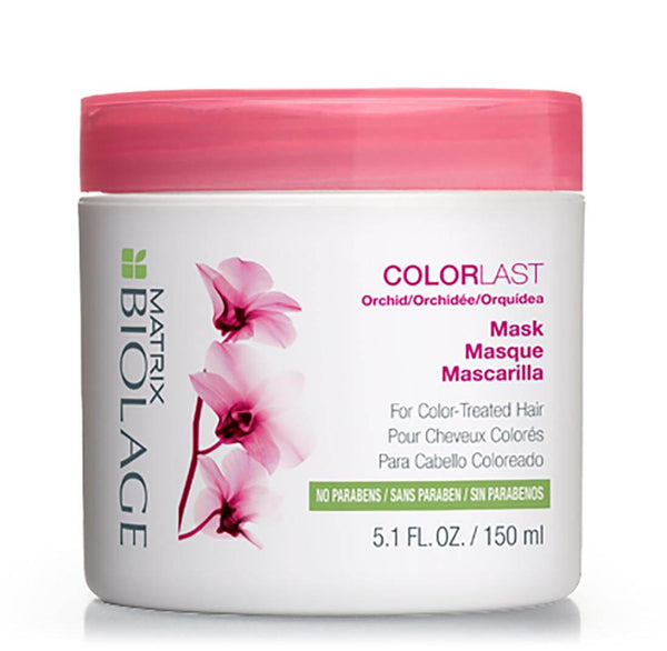 Biolage ColorLast Deep Treatment Hair Mask for Color-Treated Hair