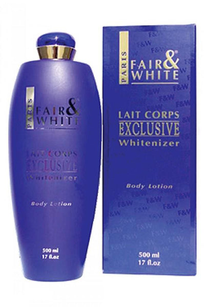 Fair & White-Exclusive Body Lotion (500ml)