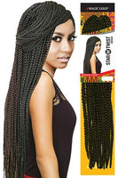 Magic Gold Star (M) Twist Braid 24""