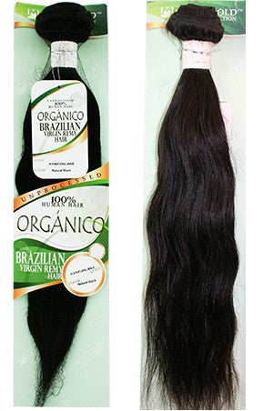 Organico Brazilian HH-Natural Wave ( #Natural Black)
