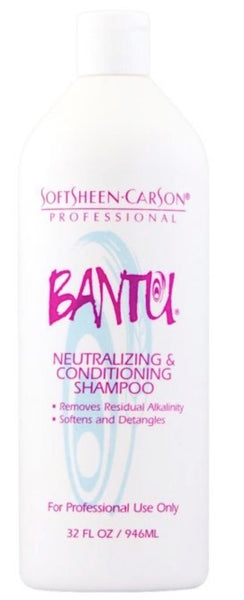 SOFTSHEEN CARSON Bantu Neutralizing & Conditioning Shampoo
