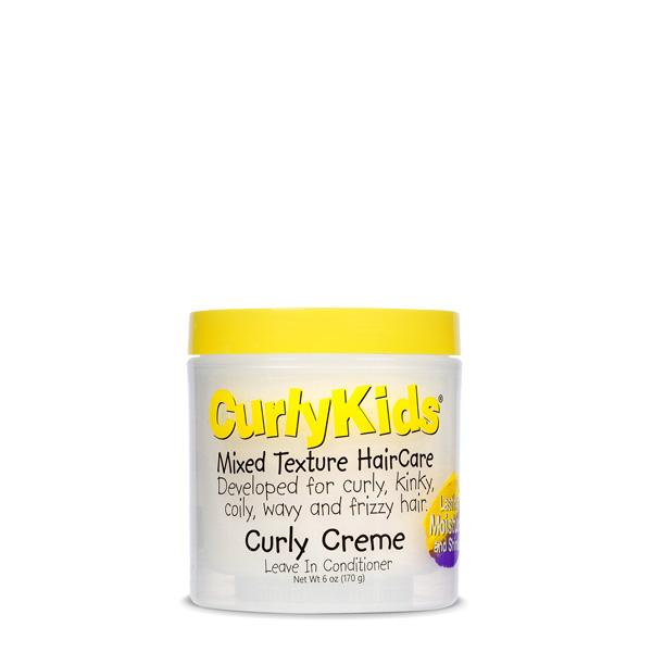 Curly Kids Curly Creme  Leave in Conditioner