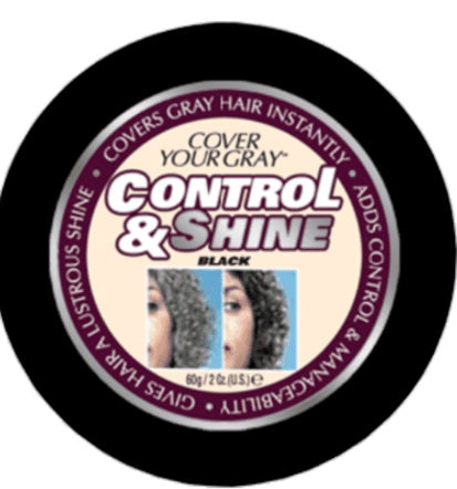 Cover Your Gray Control and Shine, 2 OZ