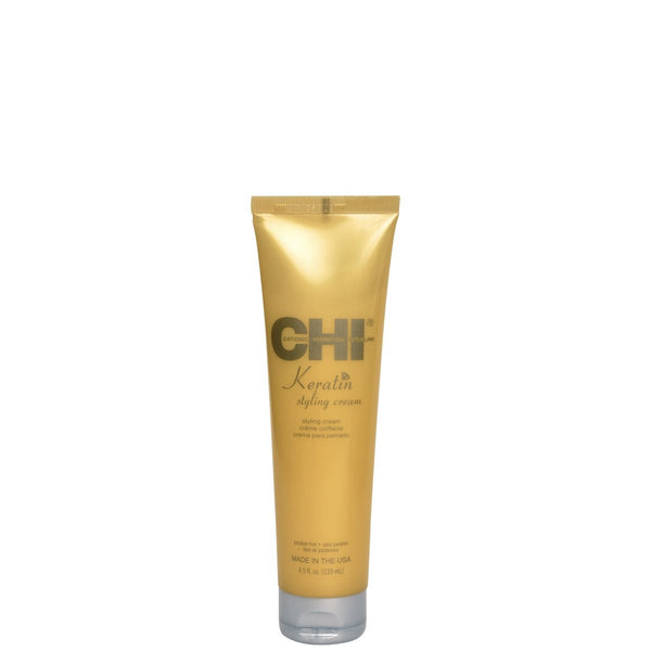 CHI Keratin Styling Cream - KYROCHE BEAUTY SUPPLIES