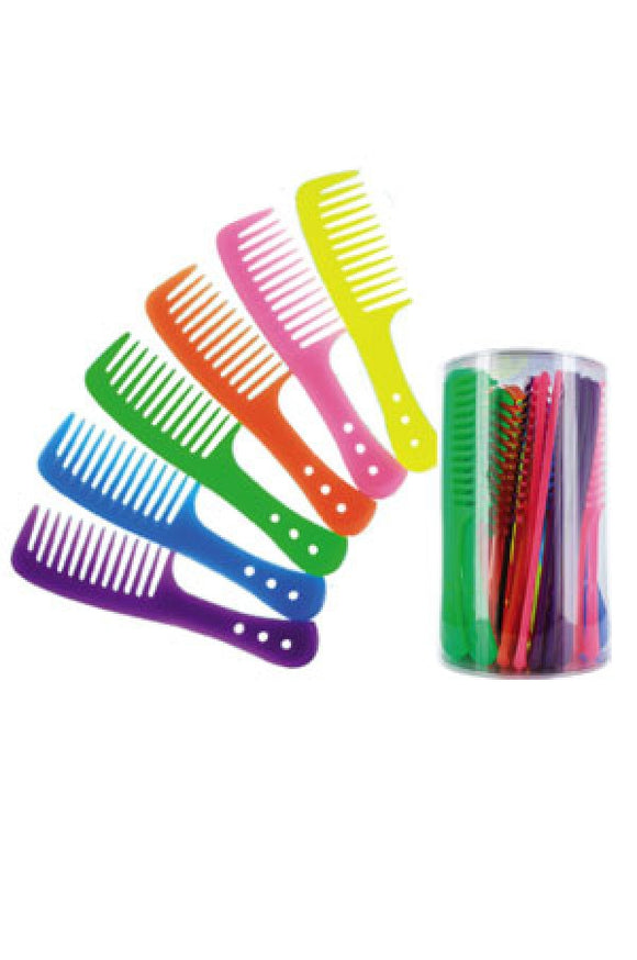 Shower Combs Asst #CO68100