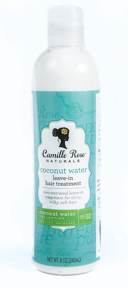 CAMILLE ROSE COCONUT WATER LEAVE IN TREATMENT
