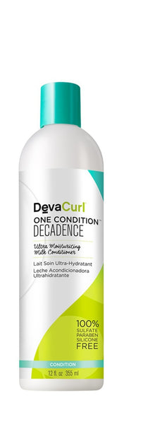 DEVA CURL ONE CONDITION DECADENCE ULTRA MOISTURIZING MILK CONDITIONER