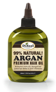 DIFEEL PREMIUM NATURAL HAIR OIL - ARGAN OIL