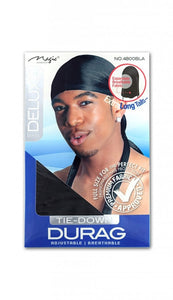 MAGIC EXPANDIBLE DELUXE TIE DOWN DURAG