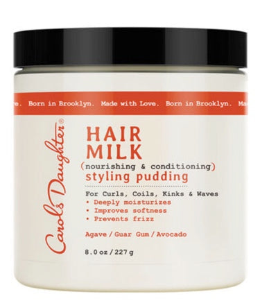 CAROLS DAUGHTER HAIR MILK NOURISHING & CONDITIONING STYLING PUDDING