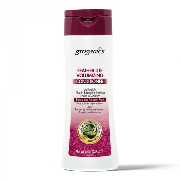 GROGANICS FEATHER LITE VOLUMIZING CONDITIONER