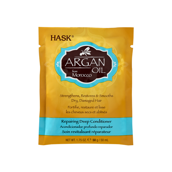 Hask Hair Treatment Pack - Argan Oil