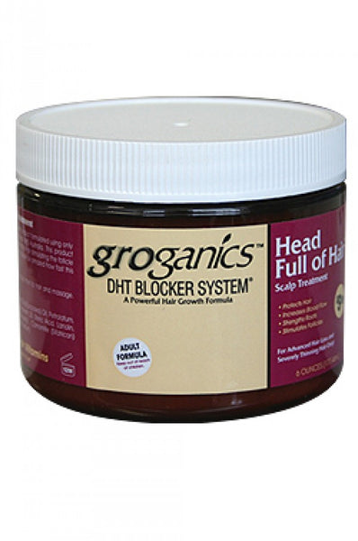 Groganic's Head Full Of Hair (6oz)