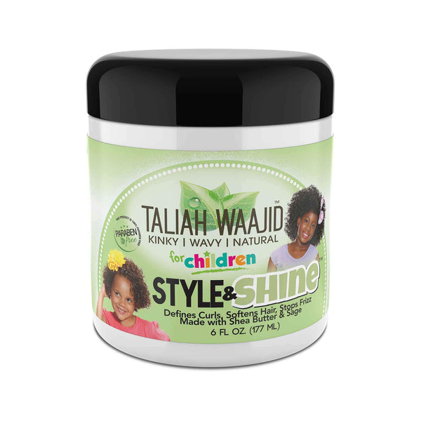 Taliah Waajid Herbal Style & Shine For Natural Hair Cream
