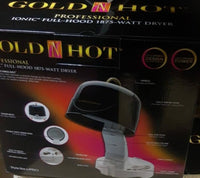 GOLD 'N HOT 1875-WATT PROFESSIONAL SALON HAIR DRYER TABLE TOP