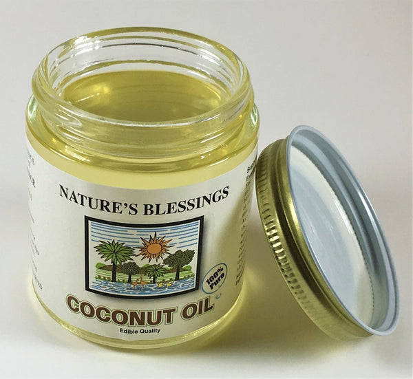 Nature's Blessings Coconut Oil