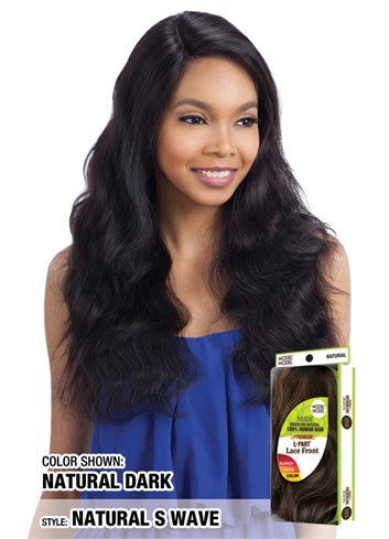 MODEL MODEL S WAVE NATURAL LACE FRONT WIG
