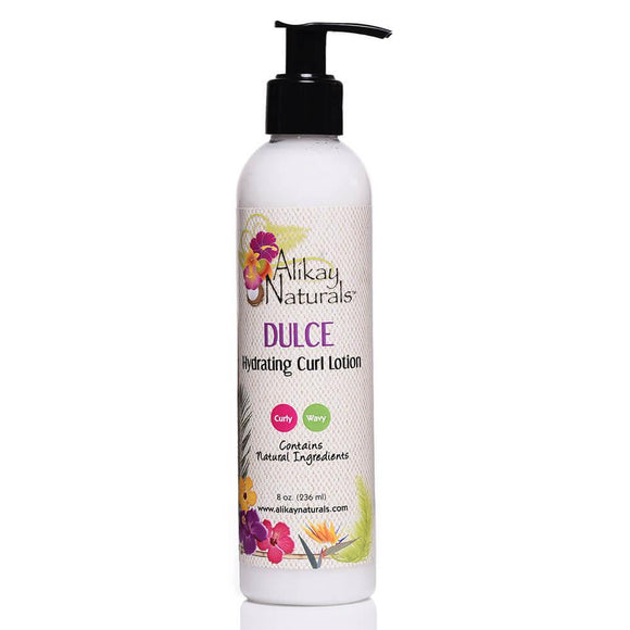 ALIKAY DULCE HYDRATING CURLING LOTION