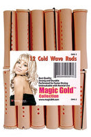 "Magic Gold Cold Wave Rods Jumbo 12/16"" Sandy #CWR-2"