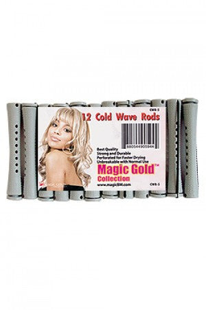 Magic Gold Cold Wave Rods Long 8/16