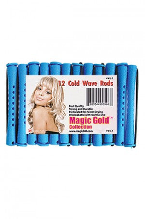 Magic Gold Cold Wave Rods Long 4/16