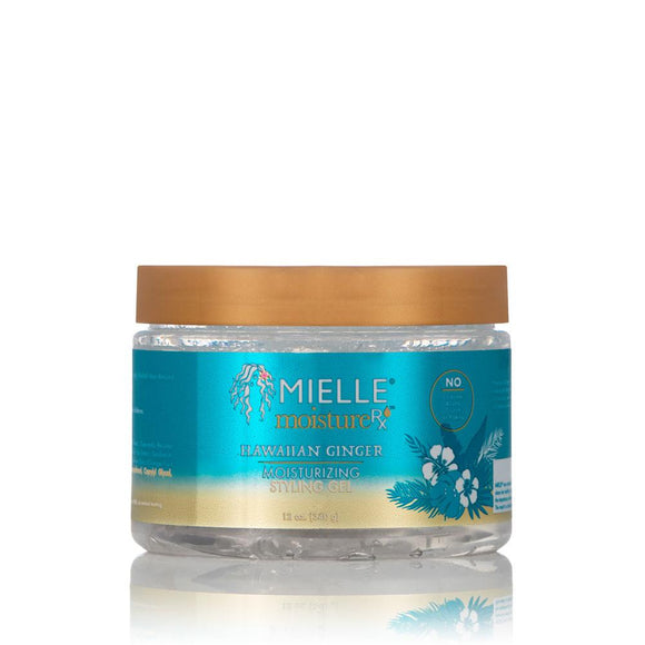 MIELLE Moisture RX Hawaiian Ginger Moisturizing Styling Gel