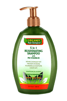 ORGANIC HAIR ENERGIZER 5 in 1 Rejuvenation Shampoo - KYROCHE BEAUTY SUPPLIES