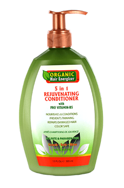 Organic Hair Energizer 5 in 1 Conditioner (13oz) - KYROCHE BEAUTY SUPPLIES