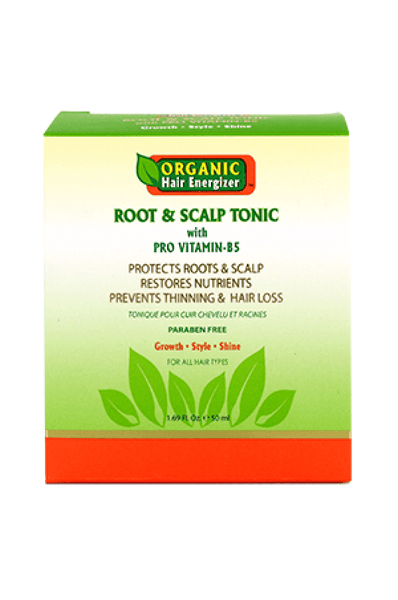 Organic Hair Energizer Root&Scalp Tonic (1.69oz) - KYROCHE BEAUTY SUPPLIES