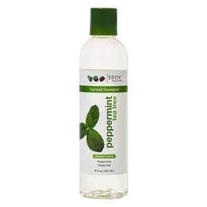 Eden Body Works Peppermint Tea Tree Shampoo