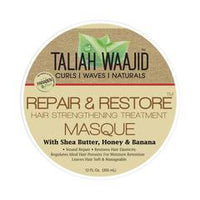 TALIAH WAAJID Repair And Restore Hair Strengthening Masque 12oz