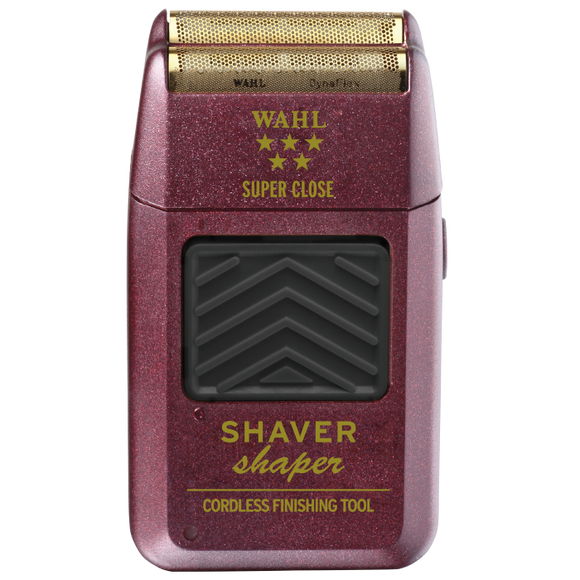 [WAHL] 5 Star Series: Bump Free Shaver cord/cordless