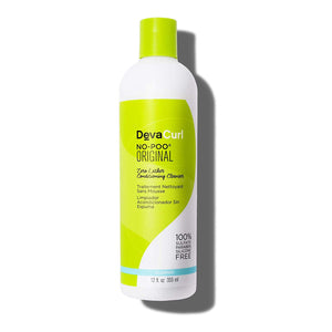 DEVA CURL NO POO ORIGINAL ZERO LATHER CONDITIONING CLEANSER