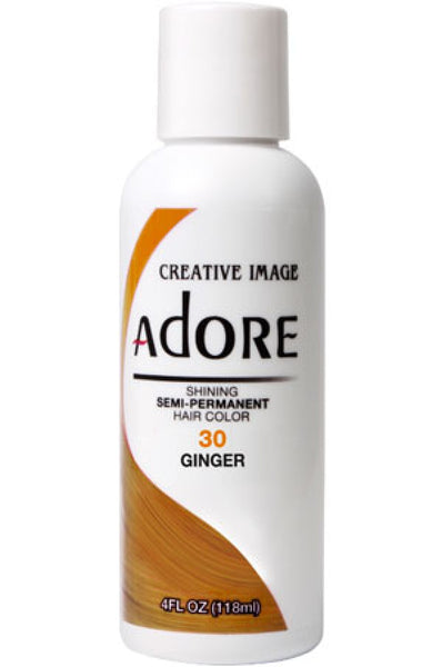 Adore Semi Permanent Hair Color (4 oz)- #30 Ginger