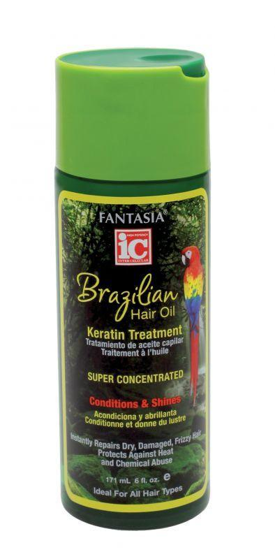 FANATASIA IC BRAZILLIAN HAIR OIL - KYROCHE BEAUTY SUPPLIES
