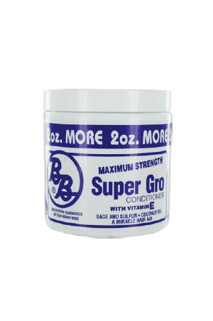 Bronner Bros Super Gro Maximum Strength (6oz)