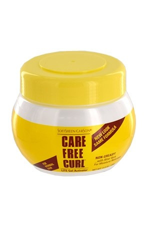 Care Free Curl Gel Activator (11.5 oz)