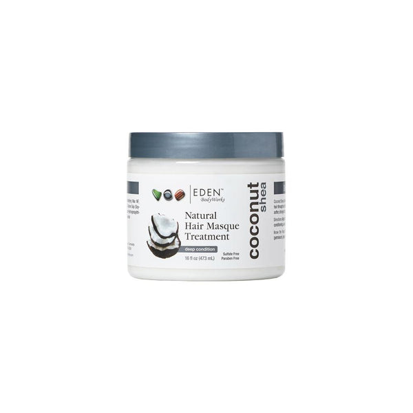 Eden Body Works Coconut Shea Hair Masque